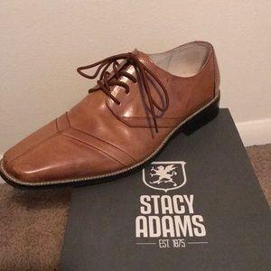 Stacy Adams Tan Dress shoes
